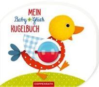 Cover-Bild zu Mußenbrock, Anne (Illustr.): Mein BabyGlück-Kugelbuch