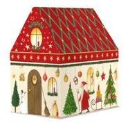 Cover-Bild zu Mußenbrock, Anne (Illustr.): Weihnachtszauber, Adventshäuschen