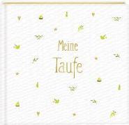 Cover-Bild zu Mußenbrock, Anne (Illustr.): Eintragalbum - Meine Taufe