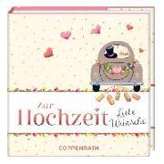Cover-Bild zu Mußenbrock, Anne (Illustr.): Zur Hochzeit