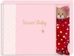 Cover-Bild zu Mußenbrock, Anne (Illustr.): Geschenkset - BabyGlück - Unser Baby (rosa)