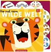 Cover-Bild zu Mußenbrock, Anne (Illustr.): Hör mal, meine wilde Welt