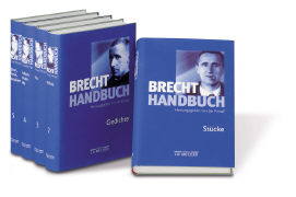 Cover-Bild zu Brecht Handbuch - Brecht Handbuch von Knopf, Jan (Hrsg.)
