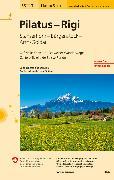 Cover-Bild zu Pilatus - Rigi. 1:33'333