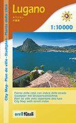 Cover-Bild zu Lugano centro città. 1:10'000