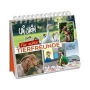 Cover-Bild zu Stein, Uli: Für echte Tierfreunde