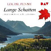 Cover-Bild zu Lange Schatten (Audio Download) von Penny, Louise