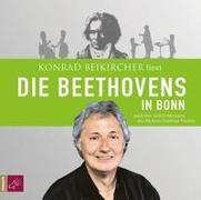 Cover-Bild zu Die Beethovens in Bonn von Fischer, Gottfried