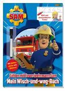 Cover-Bild zu Feuerwehrmann Sam: Mein Wisch-und-weg-Buch: Zählen mit Feuerwehrmann Sam