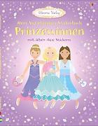 Cover-Bild zu Mein Anziehpuppen-Stickerbuch. Prinzessinnen