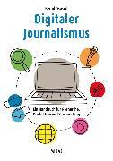 Cover-Bild zu Digitaler Journalismus (eBook) von Oswald, Bernd