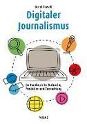 Cover-Bild zu Digitaler Journalismus von Oswald, Bernd