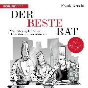 Cover-Bild zu Der beste Rat (Audio Download) von Arnold, Frank