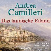 Cover-Bild zu Das launische Eiland (Audio Download) von Camilleri, Andrea
