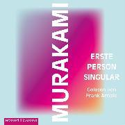 Cover-Bild zu Erste Person Singular (Audio Download) von Murakami, Haruki