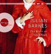 Cover-Bild zu Der Mann im roten Rock von Barnes, Julian