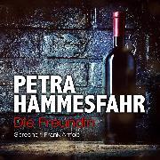 Cover-Bild zu Die Freundin (Audio Download) von Hammesfahr, Petra