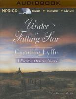 Cover-Bild zu Under a Falling Star von Fyffe, Caroline