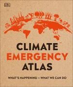 Cover-Bild zu Hooke, Dan: Climate Emergency Atlas