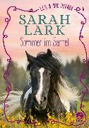 Cover-Bild zu Lea und die Pferde - Sommer im Sattel (eBook) von Gohl, Christiane