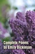 Cover-Bild zu Complete Poems by Emily Dickinson (eBook) von Dickinson, Emily