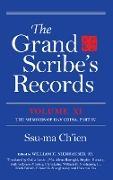 Cover-Bild zu Ch'ien, Ssu-ma: The Grand Scribe's Records, Volume XI (eBook)