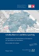 Cover-Bild zu Schullaufbahnen und Bildungserfolg von Keller, Florian