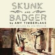 Cover-Bild zu Timberlake, Amy: Skunk and Badger