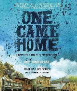 Cover-Bild zu Timberlake, Amy: One Came Home