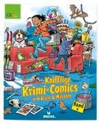 Cover-Bild zu Redaktion Wadenbeißer. Knifflige Krimi-Comics zum Lesen und Mitraten