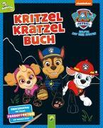 Cover-Bild zu Paw Patrol - Kritzel-Kratzel-Buch