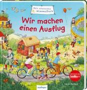 Cover-Bild zu Schumann, Sibylle: Mein allererstes Wimmelbuch: Wir machen einen Ausflug