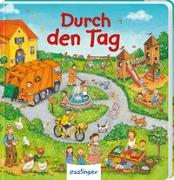 Cover-Bild zu Schumann, Sibylle: Mein allererstes Wimmelbuch: Durch den Tag (Mini-Ausgabe)