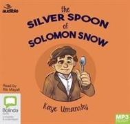 Cover-Bild zu The Silver Spoon of Solomon Snow von Umansky, Kaye