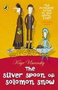 Cover-Bild zu The Silver Spoon of Solomon Snow (eBook) von Umansky, Kaye