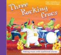 Cover-Bild zu Three Rocking Crocs von MacGregor, Helen
