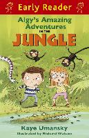 Cover-Bild zu Algy's Amazing Adventures in the Jungle (eBook) von Umansky, Kaye