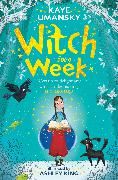 Cover-Bild zu Witch for a Week von Umansky, Kaye