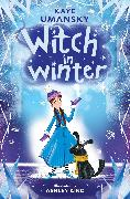 Cover-Bild zu Witch in Winter von Umansky, Kaye