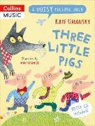 Cover-Bild zu Three Little Pigs von Umansky, Kaye
