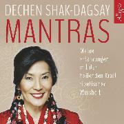 Cover-Bild zu Shak-Dagsay, Dechen: Mantras (Audio Download)