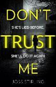 Cover-Bild zu Don't Trust Me (eBook) von Stirling, Joss