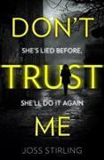 Cover-Bild zu Don't Trust Me von Stirling, Joss