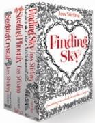 Cover-Bild zu Finding Sky Trilogy Bundle (eBook) von Stirling, Joss