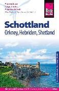 Cover-Bild zu Reise Know-How Reiseführer Schottland - mit Orkney, Hebriden und Shetland von Großwendt, Antje