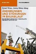 Cover-Bild zu Änderungen und Störungen im Bauablauf (eBook) von Weise, Bernd