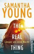 Cover-Bild zu The Real Thing - Länger als eine Nacht (eBook) von Young, Samantha