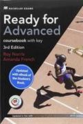 Cover-Bild zu Ready for Advanced 3rd edition + key + eBook Student's Pack von French, Amanda