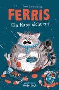Cover-Bild zu Ferris - Ein Kater sieht rot