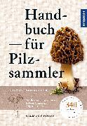 Cover-Bild zu Handbuch für Pilzsammler
